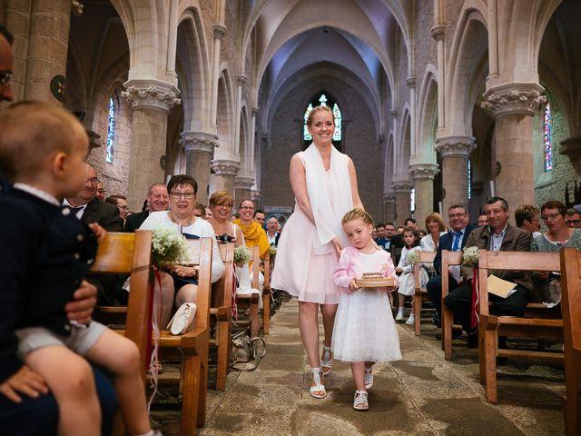 Le mariage de Jérôme et Sabrina à Elven, Morbihan 67