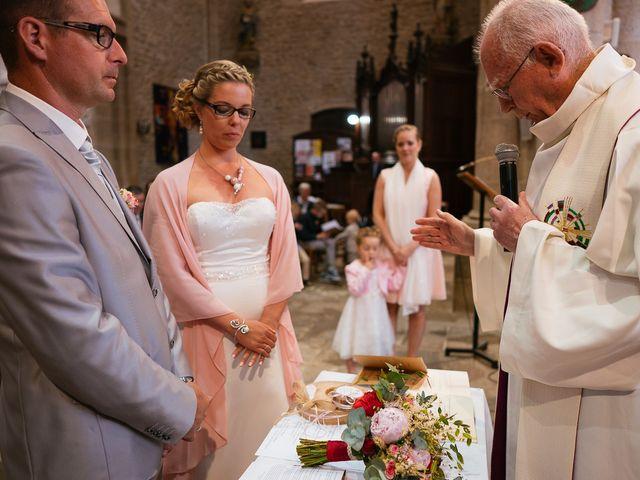 Le mariage de Jérôme et Sabrina à Elven, Morbihan 69