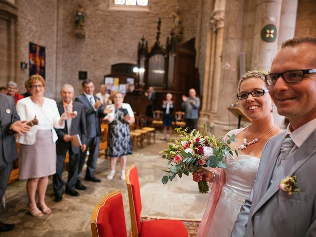 Le mariage de Jérôme et Sabrina à Elven, Morbihan 80