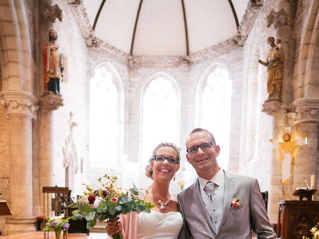 Le mariage de Jérôme et Sabrina à Elven, Morbihan 82