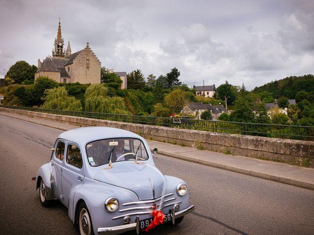 Le mariage de Jérôme et Sabrina à Elven, Morbihan 87