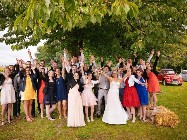 Le mariage de Jérôme et Sabrina à Elven, Morbihan 95