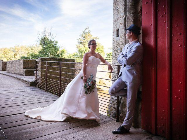 Le mariage de Jérôme et Sabrina à Elven, Morbihan 101