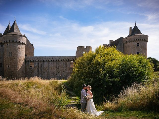 Le mariage de Jérôme et Sabrina à Elven, Morbihan 104
