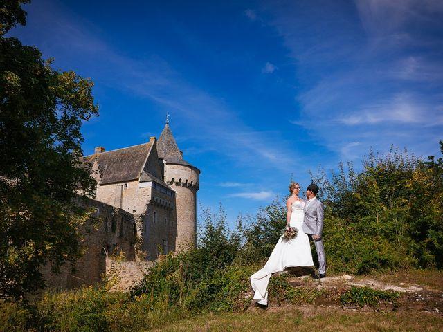 Le mariage de Jérôme et Sabrina à Elven, Morbihan 105