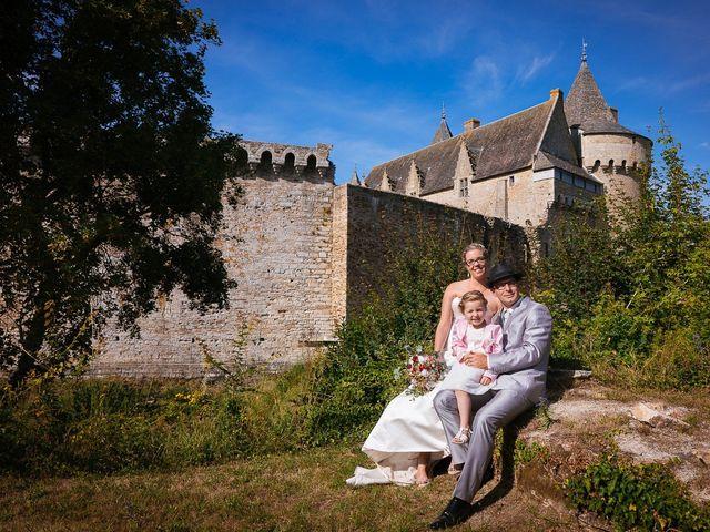 Le mariage de Jérôme et Sabrina à Elven, Morbihan 106