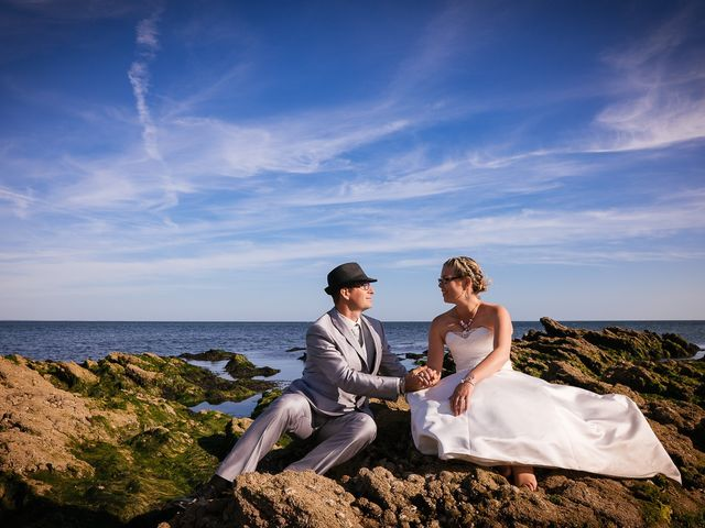 Le mariage de Jérôme et Sabrina à Elven, Morbihan 110