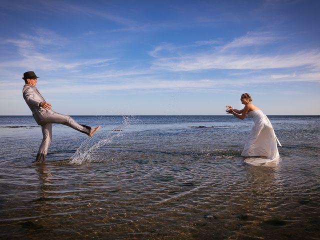 Le mariage de Jérôme et Sabrina à Elven, Morbihan 125