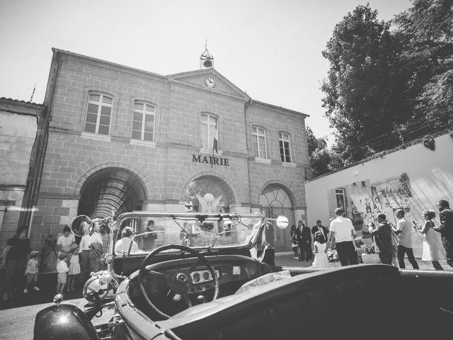 Le mariage de Yannick et Laetitia à Seyches, Lot-et-Garonne 9