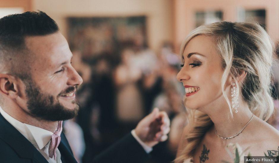 Le mariage de Cédric et Carine à Couchey, Côte d'Or