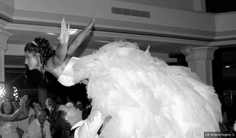 Le mariage de Mason et Célia à Mandelieu-la-Napoule, Alpes-Maritimes