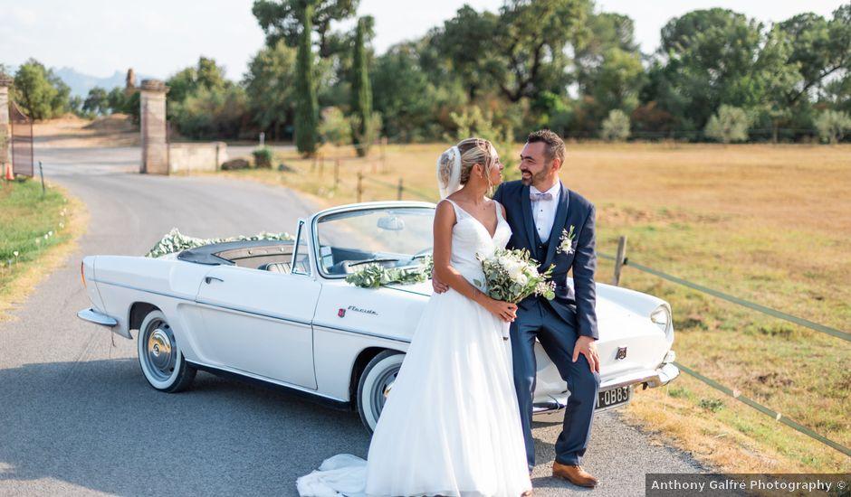 Le mariage de Nicolas et Mélanie à Le Muy, Var