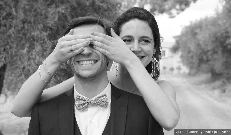 Le mariage de Thomas et Sophie à Capestang, Hérault
