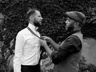 Le mariage de Najet et Florian 1