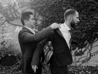 Le mariage de Najet et Florian 2