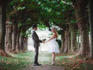Le mariage de Cécilia et Frédéric 1