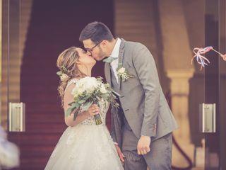 Le mariage de Élodie et Benoît
