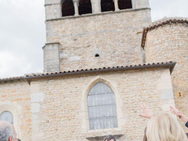 Le mariage de Felipe et Claire à Lacenas, Rhône 23