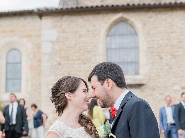 Le mariage de Felipe et Claire à Lacenas, Rhône 24