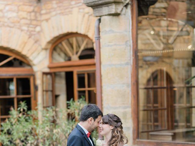 Le mariage de Felipe et Claire à Lacenas, Rhône 31