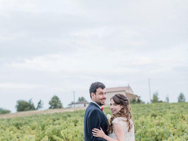 Le mariage de Felipe et Claire à Lacenas, Rhône 37
