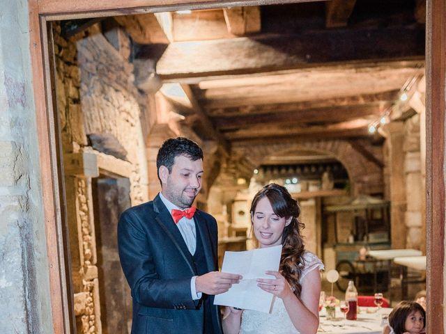 Le mariage de Felipe et Claire à Lacenas, Rhône 44