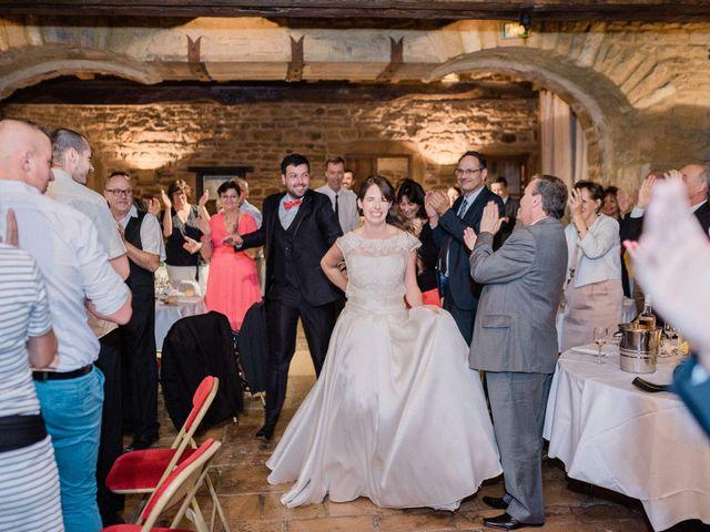 Le mariage de Felipe et Claire à Lacenas, Rhône 45