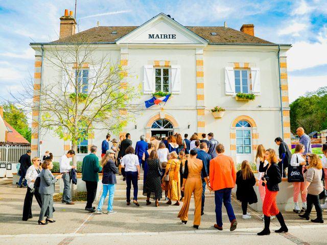 Le mariage de Florian et Najet à Orléans, Loiret 18
