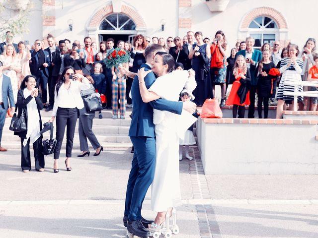 Le mariage de Florian et Najet à Orléans, Loiret 19