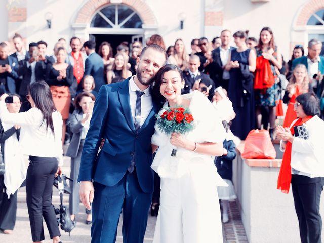 Le mariage de Florian et Najet à Orléans, Loiret 21