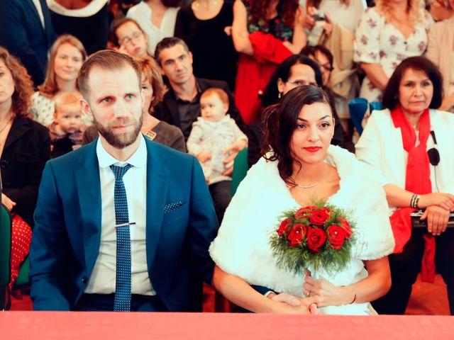 Le mariage de Florian et Najet à Orléans, Loiret 24