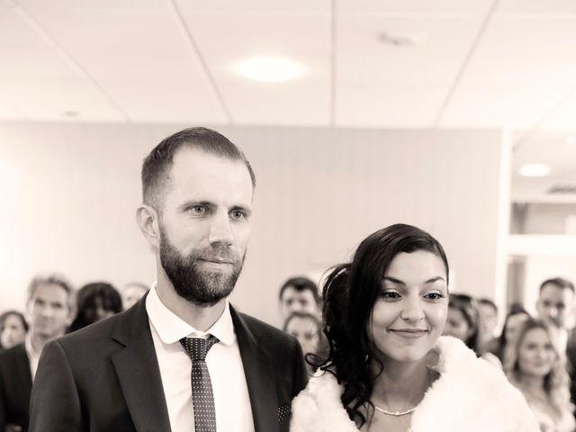 Le mariage de Florian et Najet à Orléans, Loiret 26