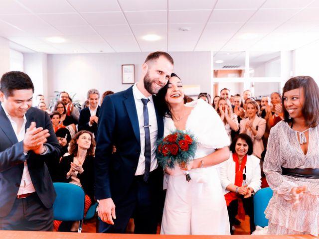 Le mariage de Florian et Najet à Orléans, Loiret 27