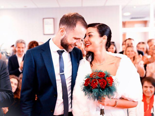 Le mariage de Florian et Najet à Orléans, Loiret 28