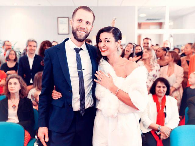 Le mariage de Florian et Najet à Orléans, Loiret 30