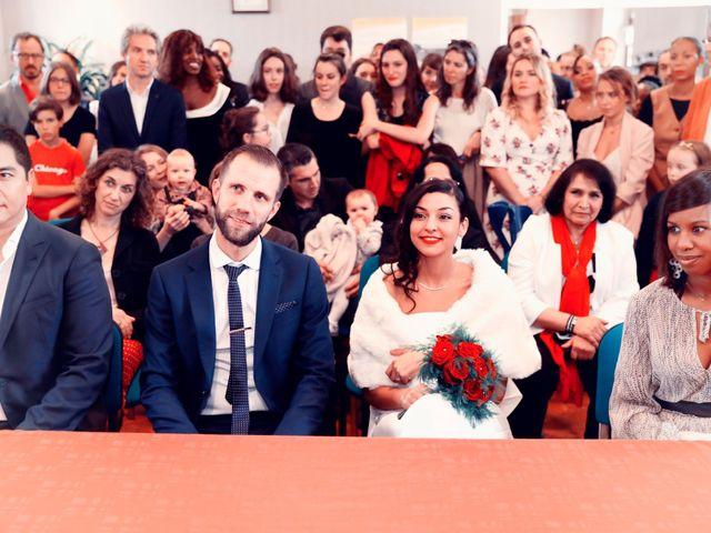 Le mariage de Florian et Najet à Orléans, Loiret 31