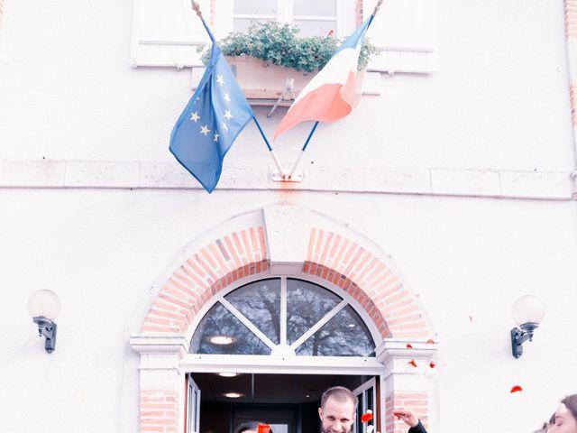 Le mariage de Florian et Najet à Orléans, Loiret 34