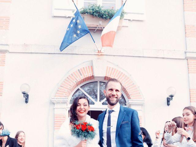 Le mariage de Florian et Najet à Orléans, Loiret 35