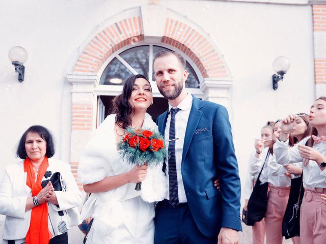 Le mariage de Florian et Najet à Orléans, Loiret 36