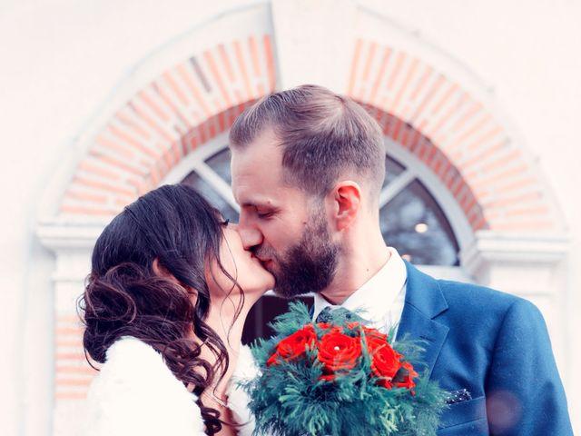 Le mariage de Florian et Najet à Orléans, Loiret 37