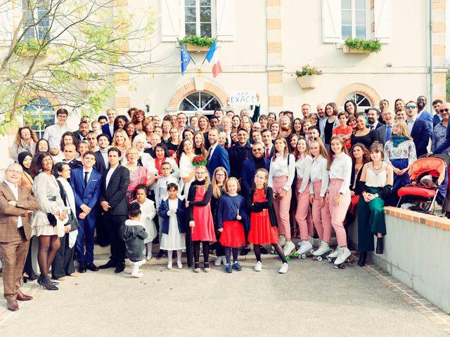 Le mariage de Florian et Najet à Orléans, Loiret 38