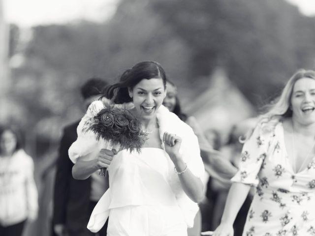 Le mariage de Florian et Najet à Orléans, Loiret 43