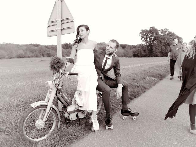 Le mariage de Florian et Najet à Orléans, Loiret 47