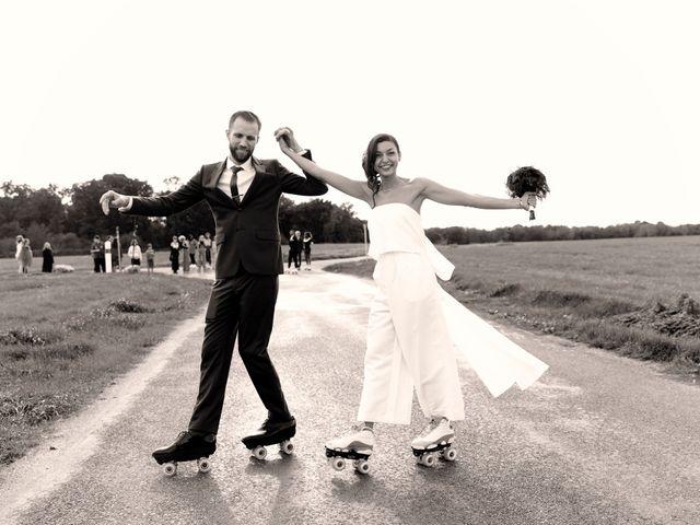 Le mariage de Florian et Najet à Orléans, Loiret 50