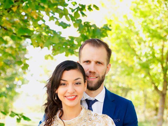 Le mariage de Florian et Najet à Orléans, Loiret 53