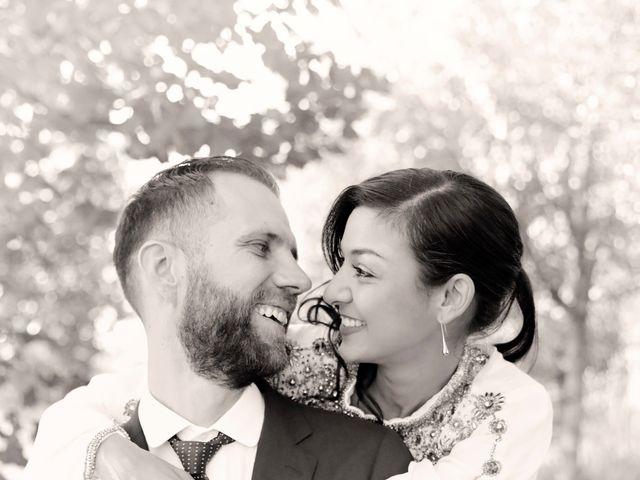 Le mariage de Florian et Najet à Orléans, Loiret 57