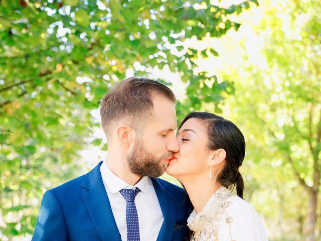 Le mariage de Florian et Najet à Orléans, Loiret 58