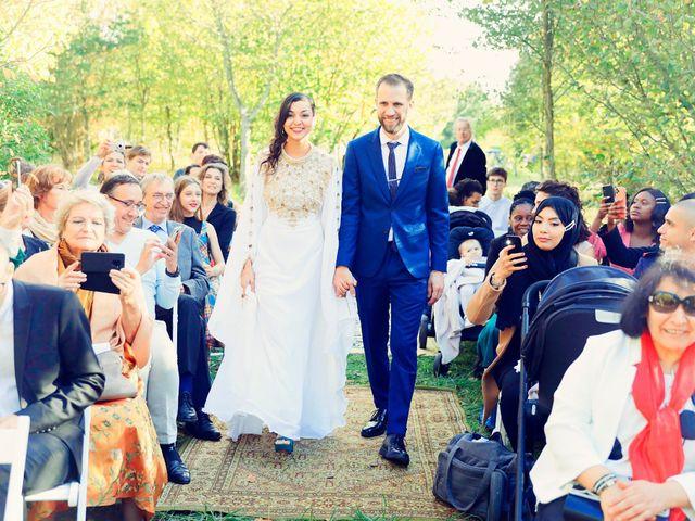 Le mariage de Florian et Najet à Orléans, Loiret 61