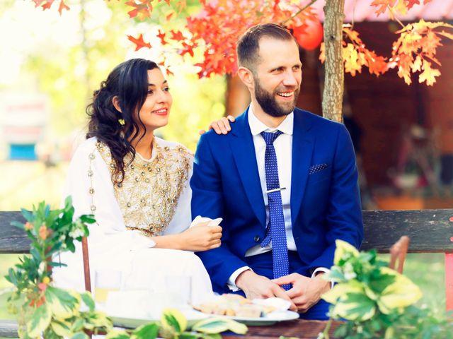 Le mariage de Florian et Najet à Orléans, Loiret 63