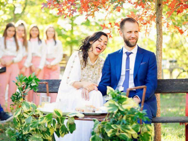 Le mariage de Florian et Najet à Orléans, Loiret 65